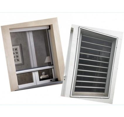 Moustiquaires de fenêtres